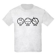 Eat Sleep Drum T-Shirt