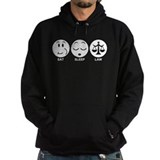 Eat Sleep Law Hoody