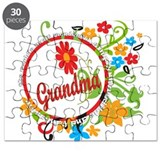 Wonderful Grandma Puzzle