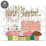 World's Sweetest Nana Puzzle