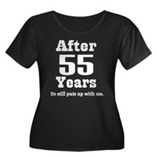 55th Anniversary Funny Quote T