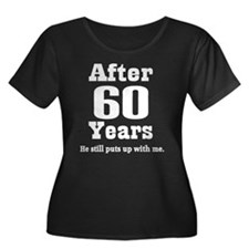 60th Anniversary Funny Quote T