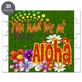 You Had Me At Aloha Puzzle