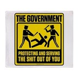 The Government Throw Blanket