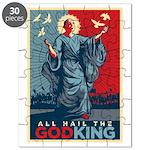 God-King Puzzle