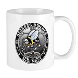 USN Seabees Builder BU Mug