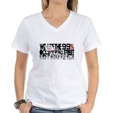 We are the 99% Occupy Wall St Shirt