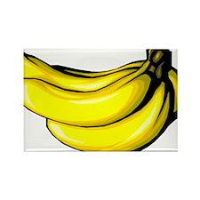 Bananas101 Rectangle Magnet