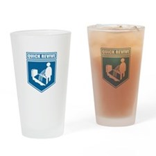 Quick Revive Drinking Glass