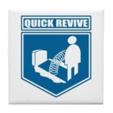 Quick Revive Tile Coaster