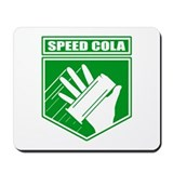 Speed Cola Mousepad