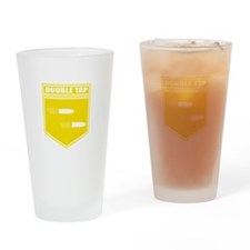 Double Tap Root Beer Drinking Glass