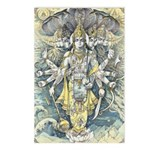 Universal Form [Krsna Book] Postcards (Pack of 8)