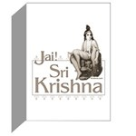 Jai Krishna Greeting Cards (Pk of 10)