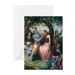 The Topmost Gopi Greeting Cards (Pk of 10)