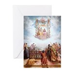 Rama Returning To Ayodhya Cards (Pk of 10)