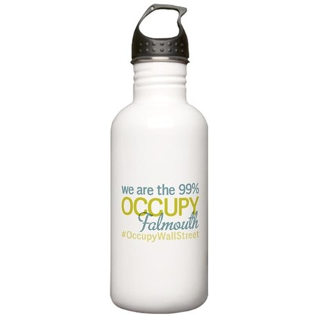 Occupy Falmouth Stainless Water Bottle 1.0L