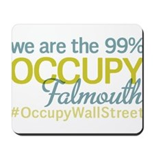 Occupy Falmouth Mousepad