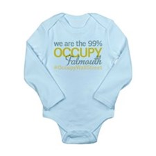 Occupy Falmouth Long Sleeve Infant Bodysuit