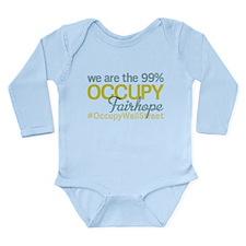 Occupy Fairhope Long Sleeve Infant Bodysuit