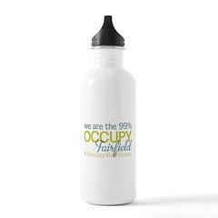 Occupy Fairfield Water Bottle