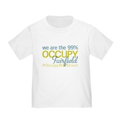 Occupy Fairfield Toddler T-Shirt