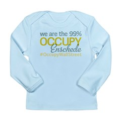 Occupy Enschede Long Sleeve Infant T-Shirt