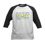 Occupy Egg Harbor Township Kids Baseball Jersey