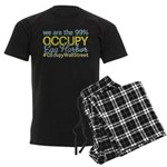 Occupy Egg Harbor Township Men's Dark Pajamas