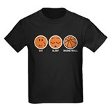 Eat Sleep Basketball T