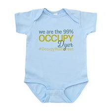 Occupy Dyer Infant Bodysuit