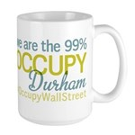 Occupy Durham Large Mug