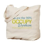 Occupy Durham Tote Bag