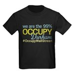 Occupy Durham Kids Dark T-Shirt