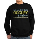 Occupy Durham Sweatshirt (dark)