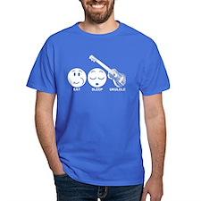 Eat Sleep Ukulele T-Shirt
