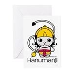 Lil' Hanuman Greeting Cards (Pk of 10)