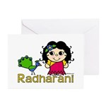 Lil' Radha Greeting Cards (Pk of 10)