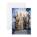 Triumphant Return Greeting Cards (Pk of 10)