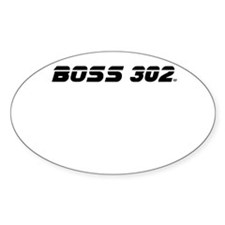 BOSS 302 Decal