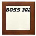 BOSS 302 Framed Tile