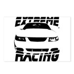 Racing Mustang 99 2004 Postcards (Package of 8)