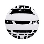 Racing Mustang 99 2004 Ornament (Round)
