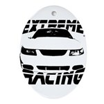 Racing Mustang 99 2004 Ornament (Oval)