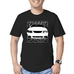 Racing Mustang 99 2004 Men's Fitted T-Shirt (dark)
