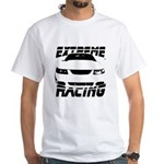 Racing Mustang 99 2004 White T-Shirt