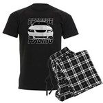 Racing Mustang 99 2004 Men's Dark Pajamas