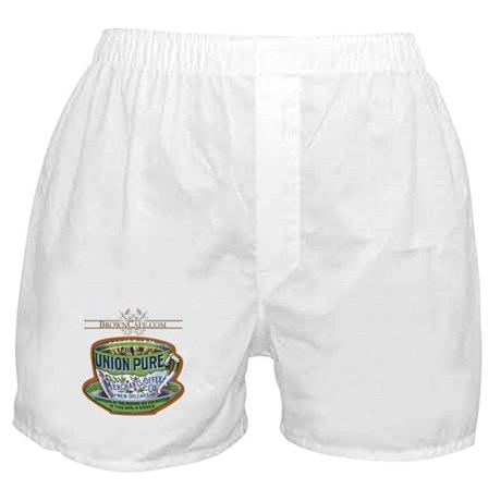Union Pure Boxer Shorts