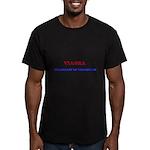 Viagra Men's Fitted T-Shirt (dark)