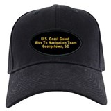 Baseball Hat: Coast Guard ANT, Georgetown